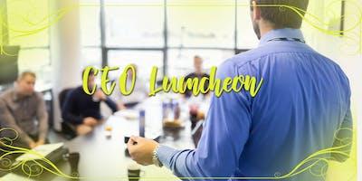 Quarterly CEO Luncheon