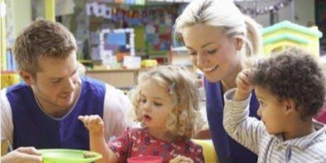 2019 MCCS Child Development Center & School Age Children Job Fair tickets