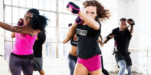 PILOXING® KNOCKOUT Instructor Training Workshop - Grasberg - MT: Patricia