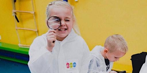 CSI : Kids  @ Arnos Vale