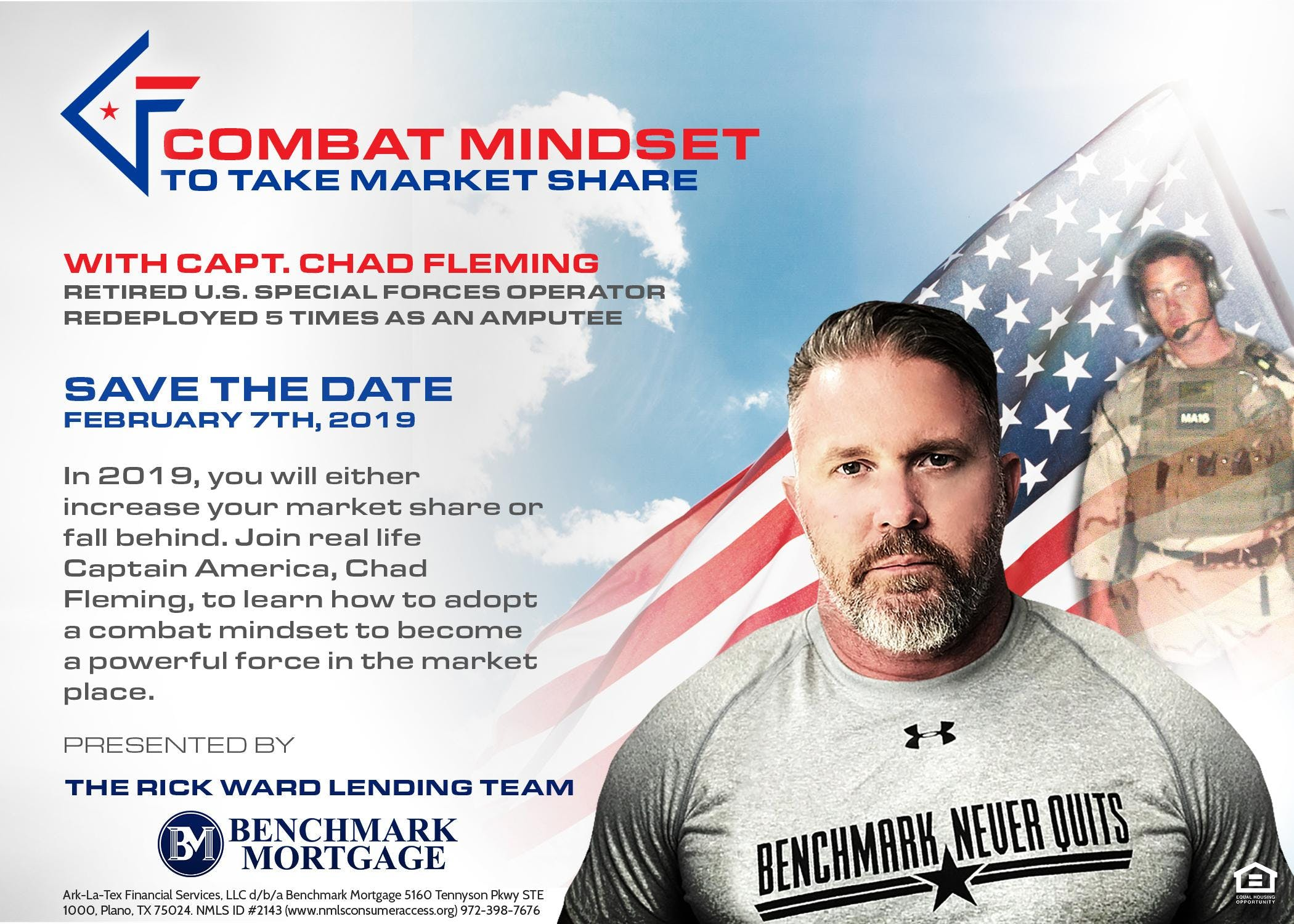 Combat Mindset To Take Market Share With Capt Chad Fleming