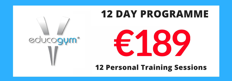 12 Day Programme - Ballincollig