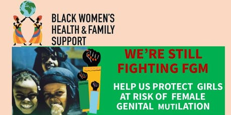 WORKING TOGETHER TO END FGM CONFERENCE tickets