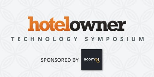 Hotel Owner Symposia - Technology