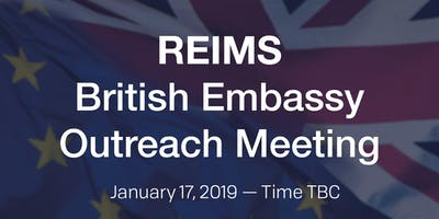 British Embassy Citizens Outreach - REIMS