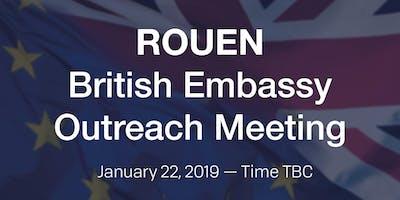 British Embassy Citizens Outreach - ROUEN