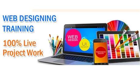 Web Design Master Class  tickets