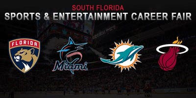 South Florida Sports & Entertainment Career Fair Hosted by the Florida Panthers