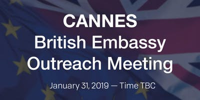 British Embassy Citizens Outreach - CANNES