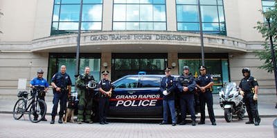 Grand Rapids Police Officer Physical Fitness and Hiring
