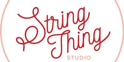 String Thing Studio Guys Knit and Crochet Night