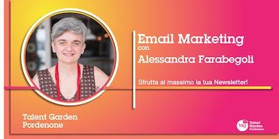 Email Marketing, il corso con Alessandra Farabegoli