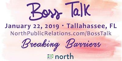 Boss Talk - Breaking Barriers