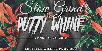 IAMMMARSHALL X BLO : Slow Grind vs Dutty Whine