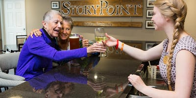 StoryPoint Waterville's Cocktails with Friends