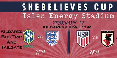 She Believes Cup: US Womens Soccer International Doubleheader Road Trip