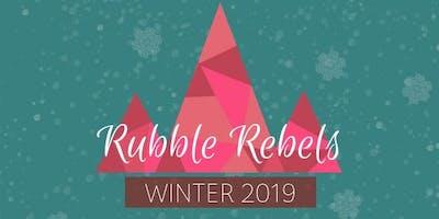 Rubble Rebels (Recreational AGES 6-15) Registration