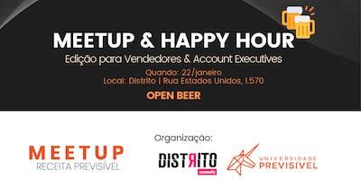 Meetup Receita Prevísivel & Happy Hour: Edição