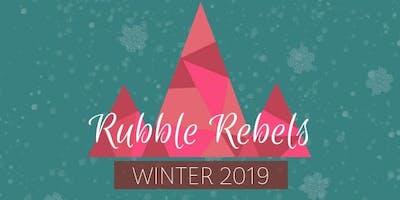 Rubble Rebels (Pre-Competitive AGE 8+) Registration