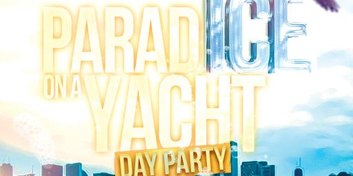 ParadICE on a Yacht: Day Party