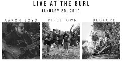 Rifletown / Bedford Band / Aaron Boyd