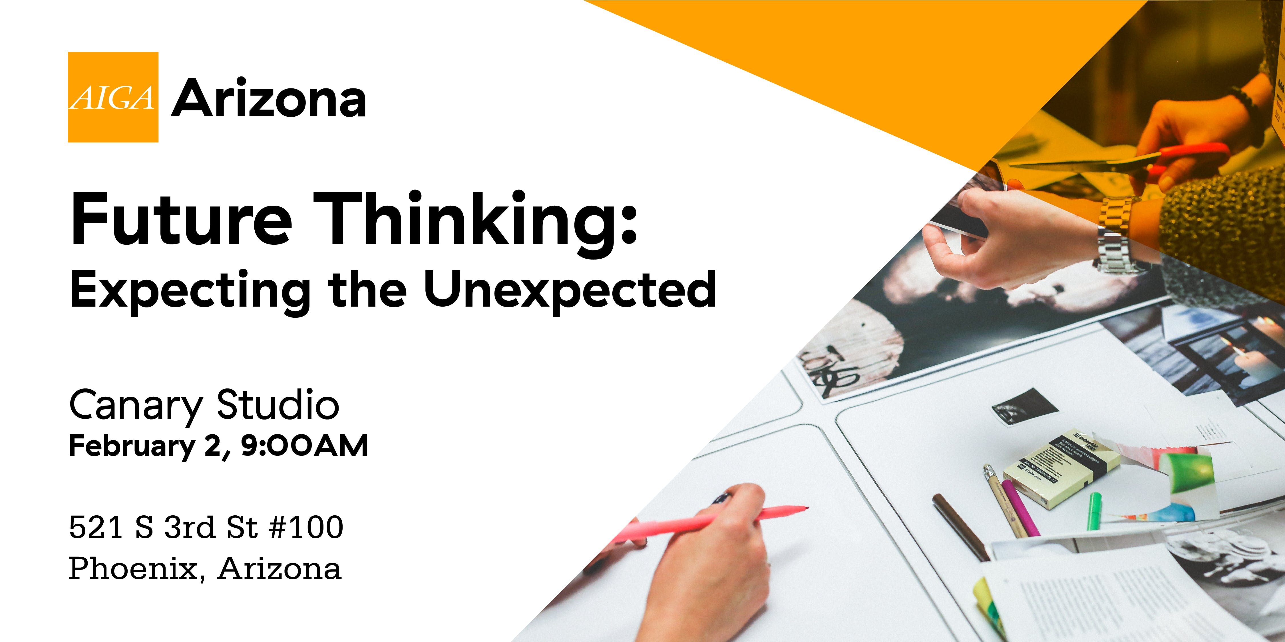 Future Thinking: Expecting the Unexpected