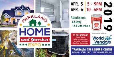 Parkland Home and Garden Expo