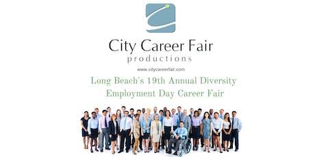 Los Angeles Career Fair (LONG BEACH) November 6th, 2019 billets
