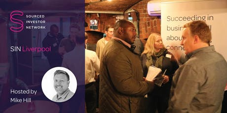 Sourced Investor Network - Liverpool - Property Networking tickets