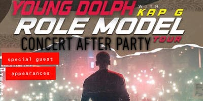 Young Dolph Concert After Party