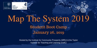 Map the System 2019 - Student Boot Camp