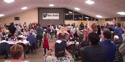 BD Performing Arts Crab Feed Fundraiser