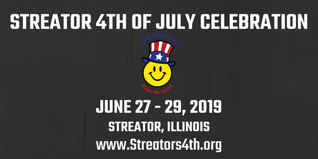 Streator 4th of July Celebration tickets