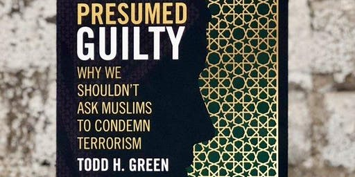 CANCELLED !  Sabeel Center Presents Islamophobia Workshop and Lecture by Prof. Todd Green
