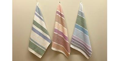 Weave your own Tea Towel!