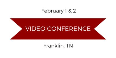 Love and Respect Video Marriage Conference - Franklin, TN