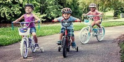 February Child Bike Giveaway