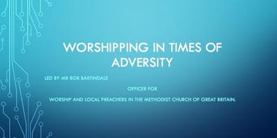Worship Academy Feb Th Worshipping Time Adverstity