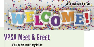 VPSA Meet & Greet for New Vancouver CoC Physicians