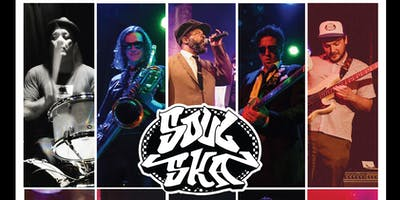 Soul Ska @ GAMH   w/ Angelo Moore (of Fishbone) & Brand New Step, PSDSP, Epicenter Sound System