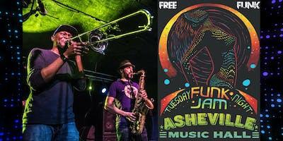 Tuesday Night Funk Jam | Asheville Music Hall