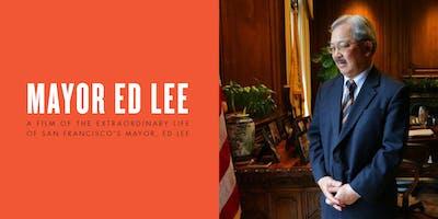 Mayor Ed Lee - Film World Premiere