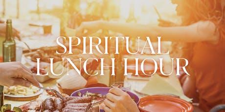 Spiritual Lunch Hour 2019 - BRICKELL  tickets