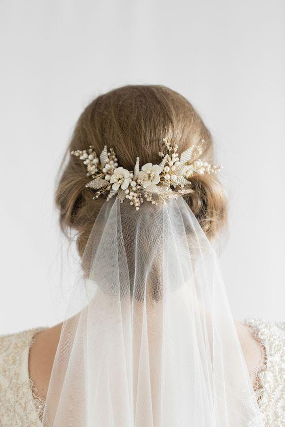 Bridal Wirework Headwear