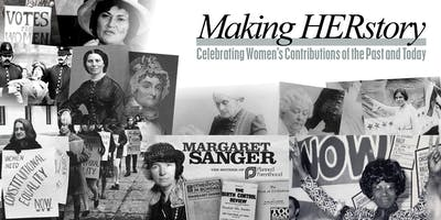3rd Annual Making Herstory~Celebrating the Legacy of American Women