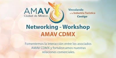Networking - Workshop  AMAV CDMX