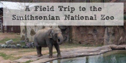 National Zoo - Bus Trip - Summer 2019