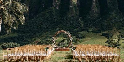 Wedding Faire in the Country at Kualoa Ranch 2019