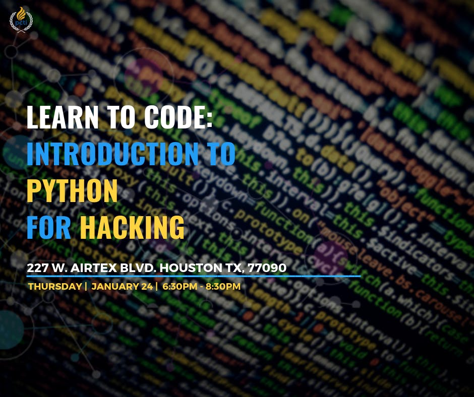 should i learn python for hacking
