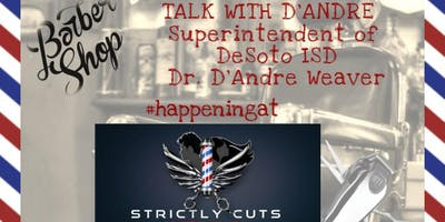 Barbershop Talk With D'Andre